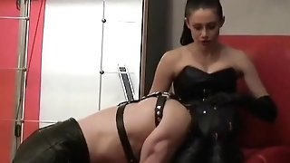 Mistress Darla Play Room Pt 1