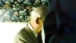 Old Man Jean Villroy Gets A Fellatio From Maid...wear-tweed