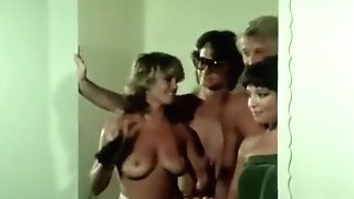 Fucking With The Babysitter From Seventies