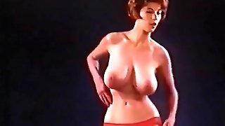 Antique Beauty Compilation - 50's 60's Buxom Teasers De