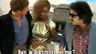 Melissa Sade With Scott Irish & Ron Jeremy