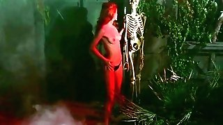 Season Of The Witch - Antique 60s Stripped To The Waist Dance Taunt