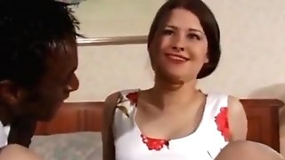 S293 Brit Teenage Mega-bitch Loves Black Dick