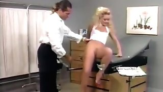 Louise Hodges Ass-fuck Hard-core Scene - Butt's Up Doc Scene Two