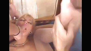 Anita Blonde - Anita Blonde Threesome