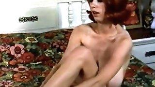 Foxy Lady - Antique 60s Enormous Tits Striptease