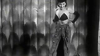 Antique Stripper Sandra
