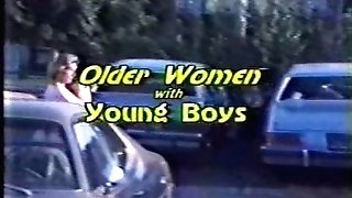 Older Women Youthfull Boys ( antique )