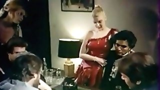 Scene From Poker Partouze - Poker Flash (1980) Marylin Jess